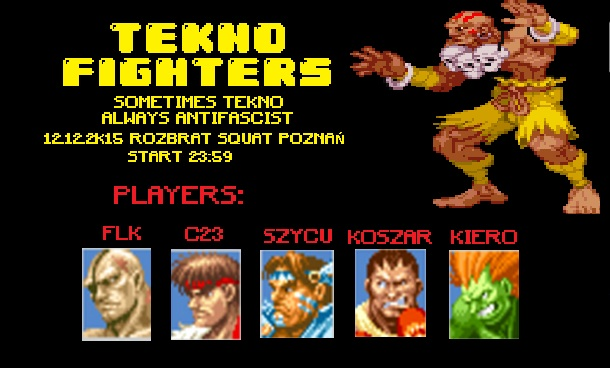 TEKNO FIGHTERS